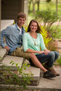 Senior Picture Ideas for Guys - Girlfriend